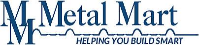 metal mart blue