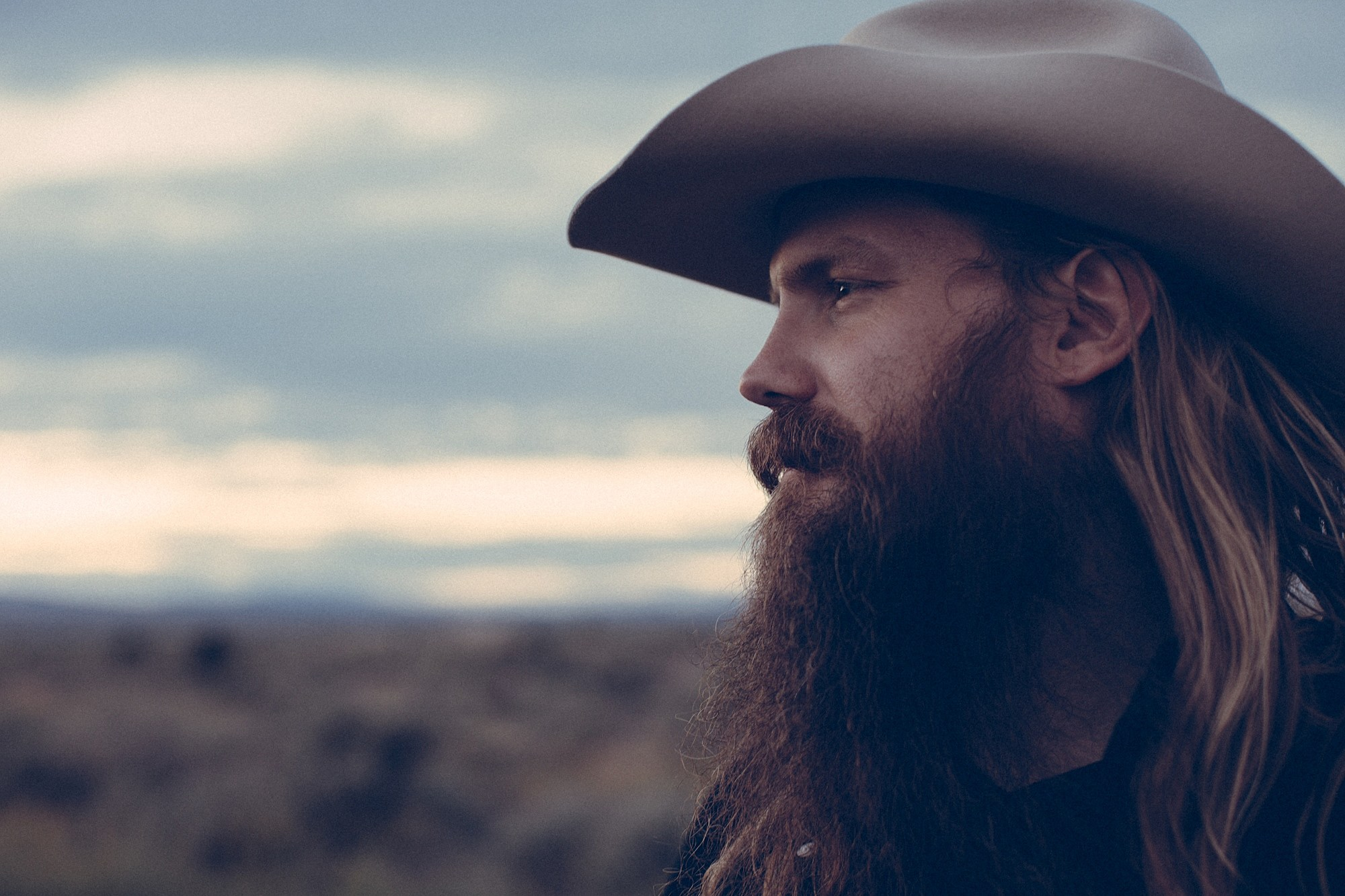 Chris Stapleton - Credit Becky Fluke