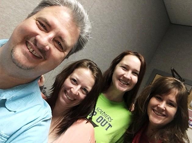 Jim N Lisa with Sandy Tutt and Erica Visser