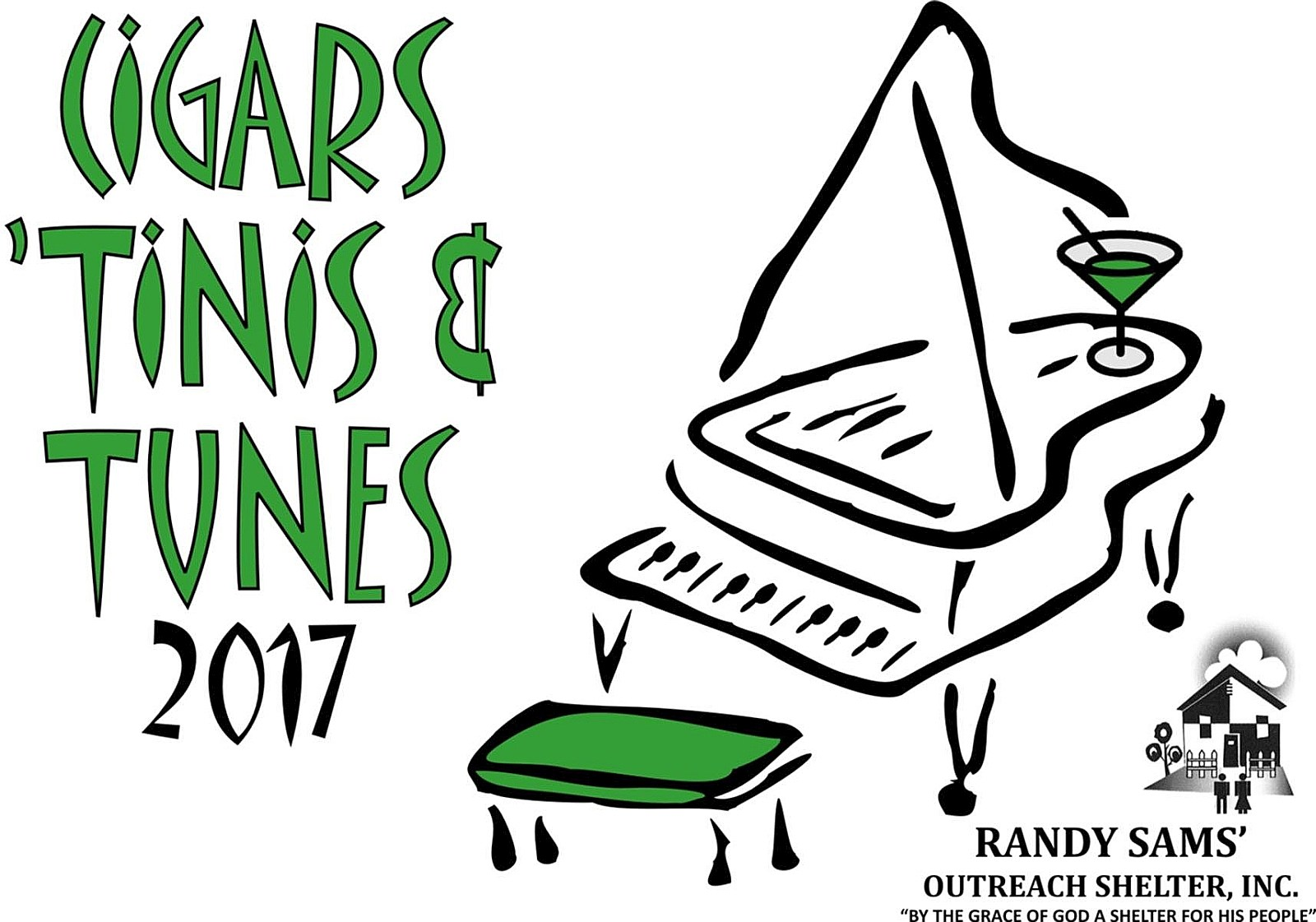 cigars 'tinis and tunes 2017