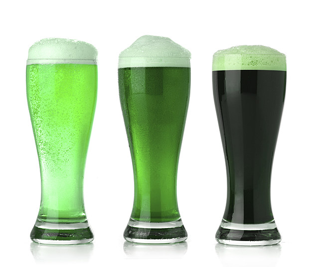 St. Patrick's Day beer