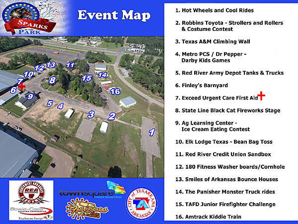 event map2017