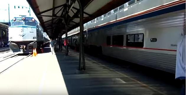 YouTube, Amtrak