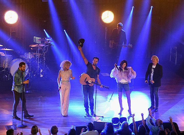 Little Big Town At The Mother Church - May 20, 2017