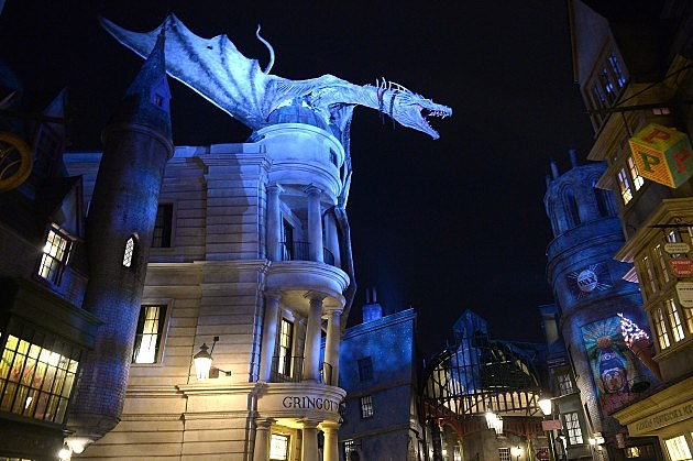 The Wizarding World of Harry Potter Diagon Alley Red Carpet Arrivals