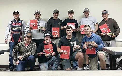SAU Bass Fishing Team 2017 - SAU