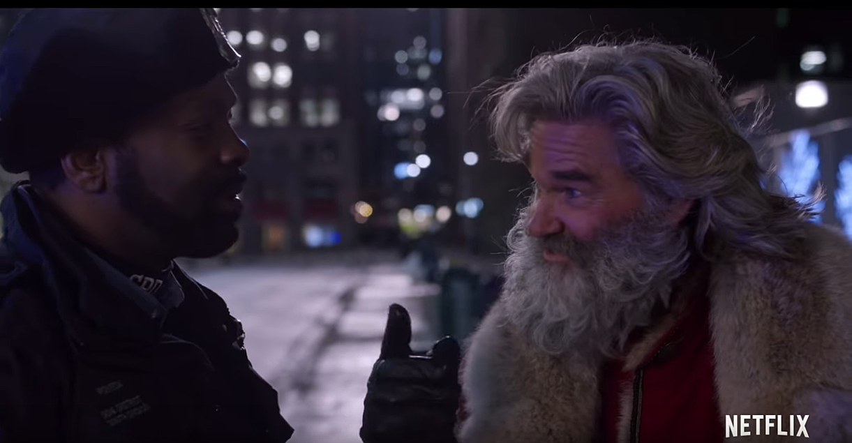 Christmas Chronicles Review.The Christmas Chronicles Staring Kurt Russell On Neflix Review